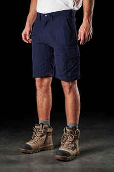 FXD Work Shorts Lightweight (LS-1) NAVY