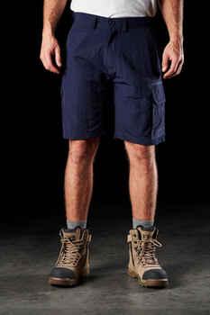 FXD Work Shorts Lightweight LS-1 NAVY