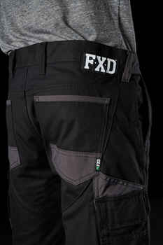 FXD Work Shorts WS-1 BLACK