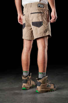 FXD Work Shorts WS-2 KHAKI