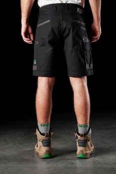 FXD Work Shorts WS-3 BLACK