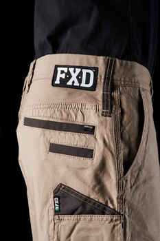 FXD Work Shorts WS-3 KHAKI