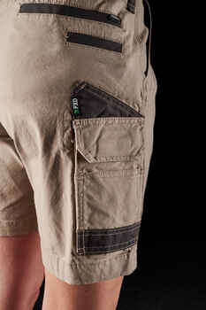 FXD Work Shorts Womens WS-3W KHAKI