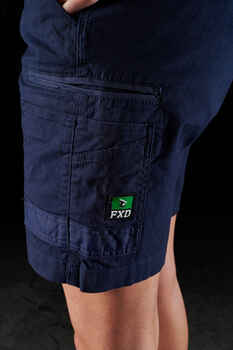 FXD Work Shorts Womens WS-3W NAVY