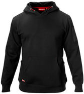 HARD YAKKA Foundations Brushed Fleece Hoodie Y19326