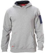 HARD YAKKA Hoodie Brushed Fleece (Y19326)