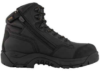 MAGNUM Precision Max Zip Sided Waterproof Safety Boot (MPN100)