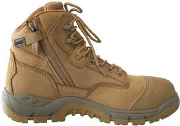 MAGNUM Sitemaster Lite Zip Sided Safety Boot (MSMR100)