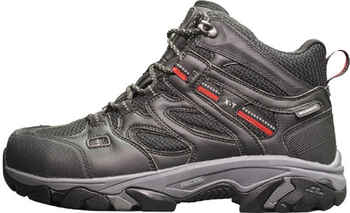 MAGNUM XT Boron Mid Zip Sided Waterproof Safety Boot (MXN100)