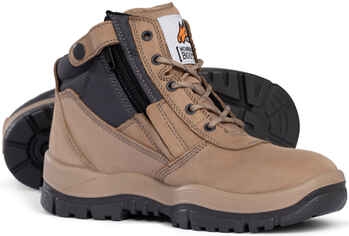 MONGREL ZipSider Safety Boot 261060