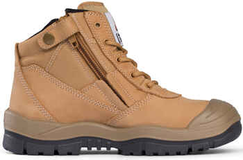 MONGREL ZipSider Safety Boot with Scuff Cap 461050