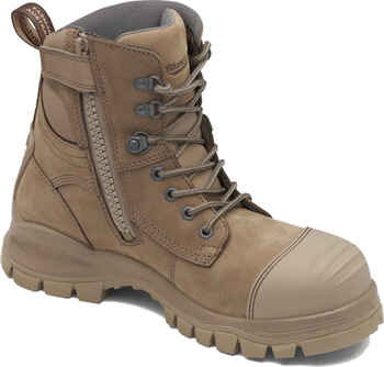 ***NEW*** BLUNDSTONE Zip Sided Safety Boot (984)