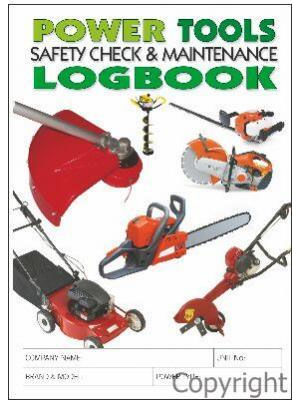 Power Tools Safety Check & Maintenance