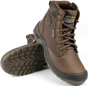 RUSH S3 ST Safety Zip Side Boot