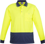 SYZMIK Polo Basic Long Sleeve (ZH232)