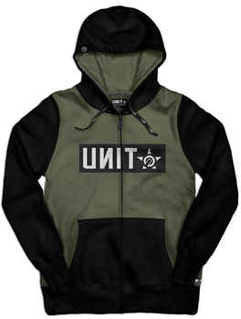 UNIT Hood SHELTER Zip Thru 203115009